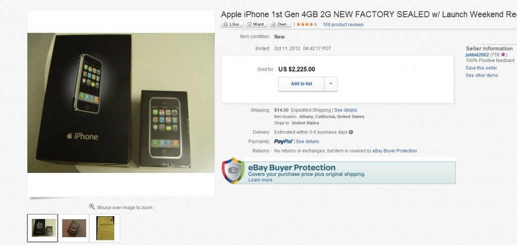 Why Are Iphones Selling For So Much On Ebay